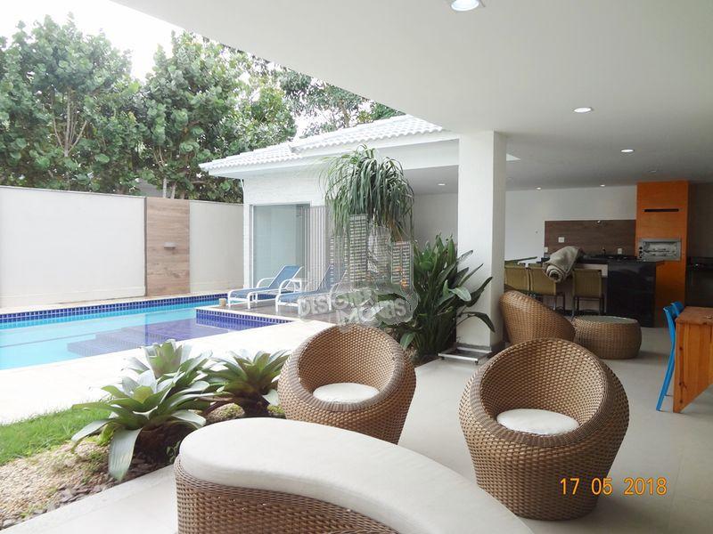 Casa À Venda no Condomínio Quintas do Rio - Rio de Janeiro - RJ - Barra da Tijuca - VRA0000 - 4