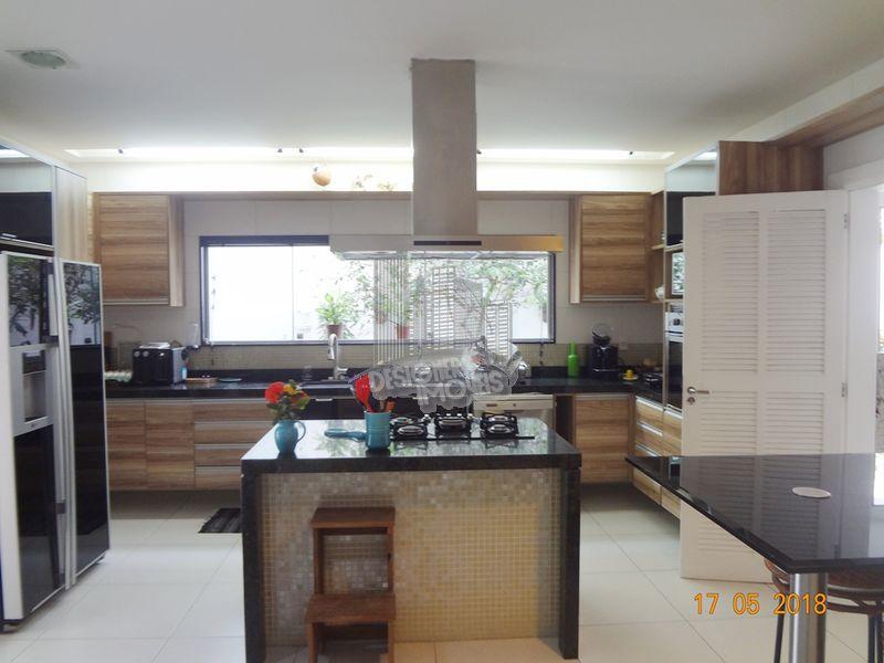 Casa À Venda no Condomínio Quintas do Rio - Rio de Janeiro - RJ - Barra da Tijuca - VRA0000 - 16