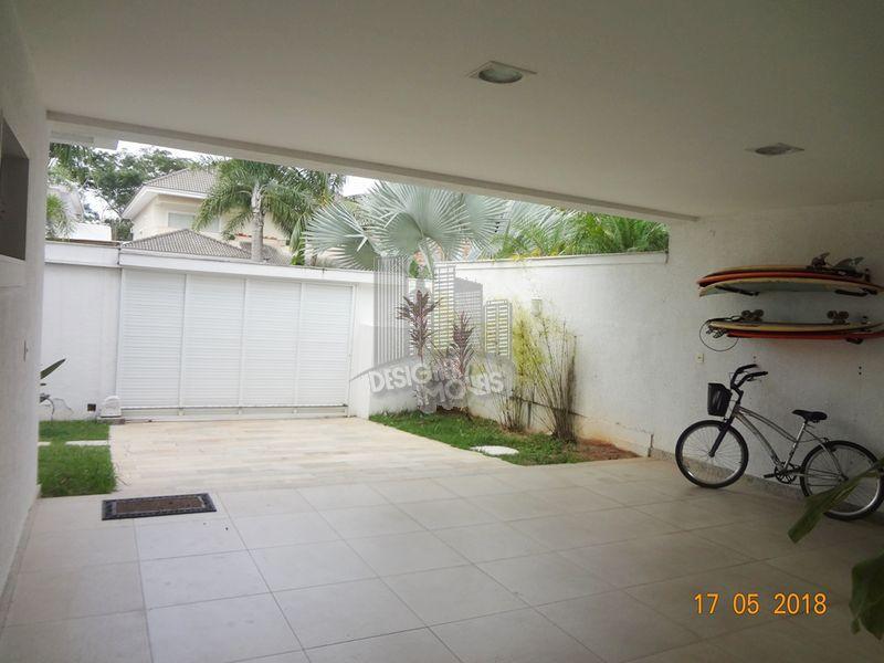 Casa À Venda no Condomínio Quintas do Rio - Rio de Janeiro - RJ - Barra da Tijuca - VRA0000 - 21