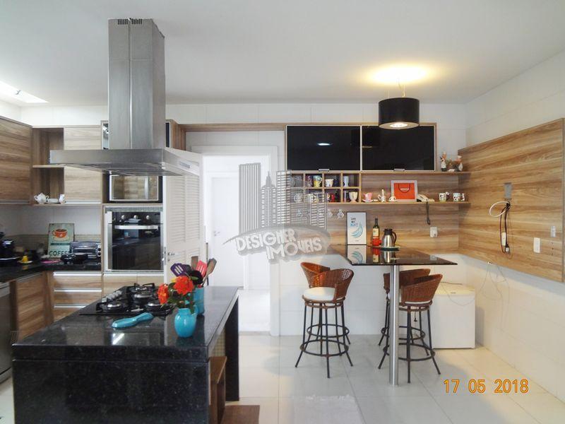 Casa À Venda no Condomínio Quintas do Rio - Rio de Janeiro - RJ - Barra da Tijuca - VRA0000 - 15