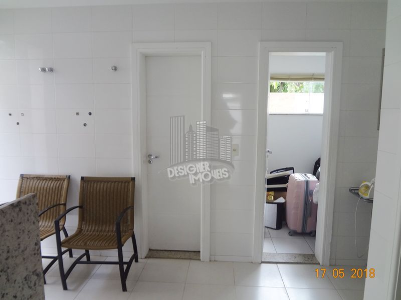 Casa À Venda no Condomínio Quintas do Rio - Rio de Janeiro - RJ - Barra da Tijuca - VRA0000 - 19