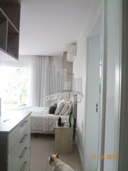 Casa À Venda no Condomínio Quintas do Rio - Rio de Janeiro - RJ - Barra da Tijuca - VRA0000 - 30