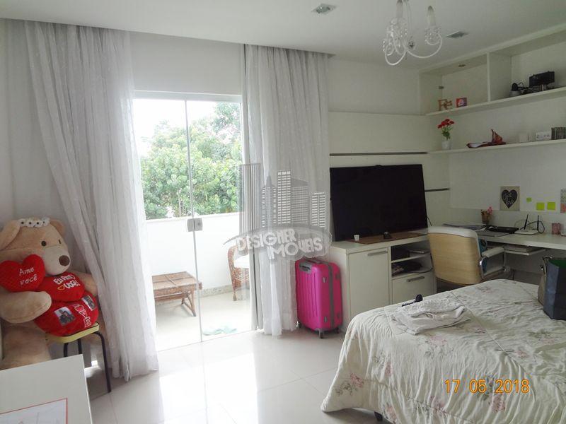 Casa À Venda no Condomínio Quintas do Rio - Rio de Janeiro - RJ - Barra da Tijuca - VRA0000 - 34