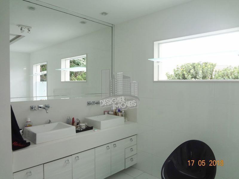 Casa À Venda no Condomínio Quintas do Rio - Rio de Janeiro - RJ - Barra da Tijuca - VRA0000 - 45