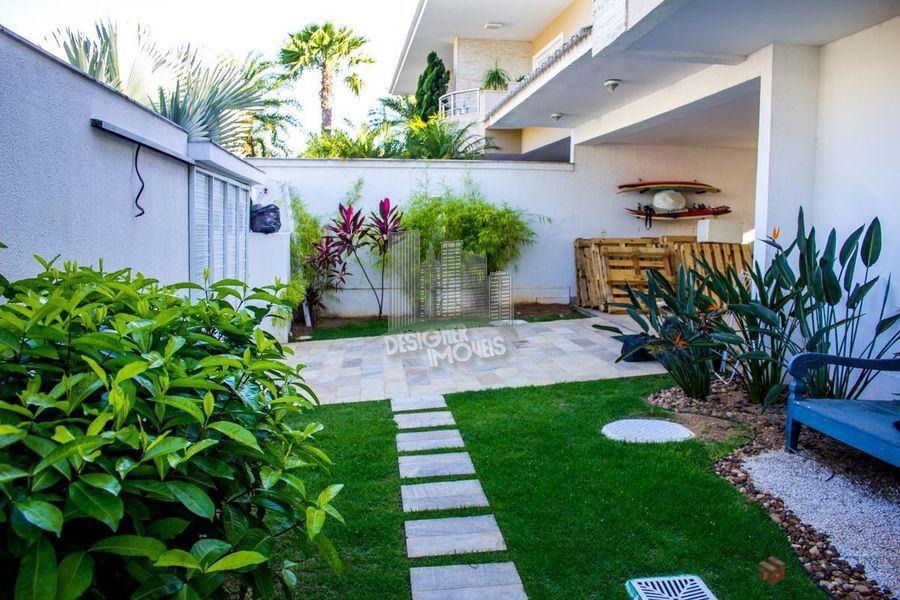 Casa À Venda no Condomínio Quintas do Rio - Rio de Janeiro - RJ - Barra da Tijuca - VRA0000 - 22