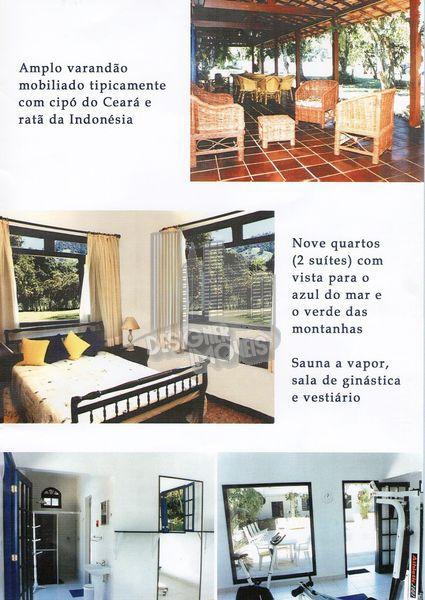 Casa À Venda - Angra dos Reis - RJ - Camorim Pequeno - VANGRA8888 - 9