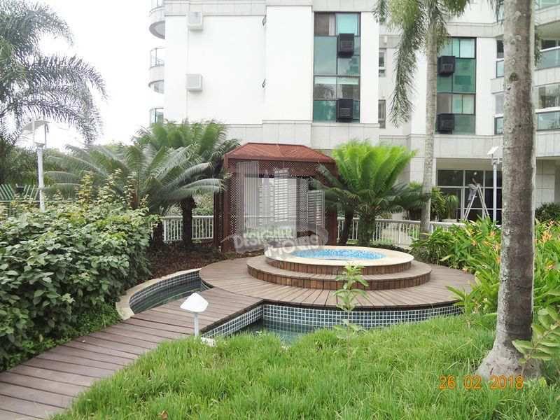 Apartamento Condomínio Península Green Garden, Avenida das Acacias,Rio de Janeiro, Zona Oeste,Barra da Tijuca, RJ Para Venda e Aluguel, 2 Quartos, 98m² - VRA2031 - 32