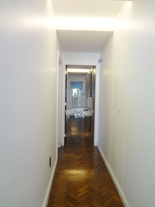 CORREDOR PARTE ÍNTIMA - Apartamento Para Venda ou Aluguel - Rio de Janeiro - RJ - Copacabana - VRA4003 - 6