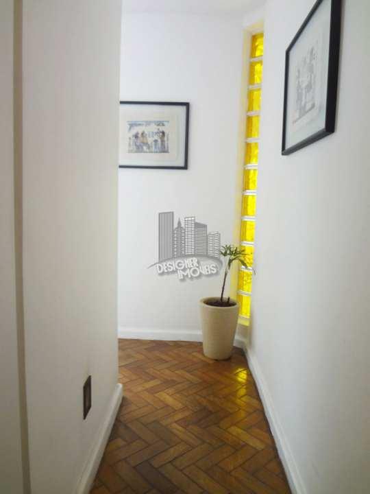 HALL DA SUÍTE MASTER - Apartamento Para Venda ou Aluguel - Rio de Janeiro - RJ - Copacabana - VRA4003 - 19