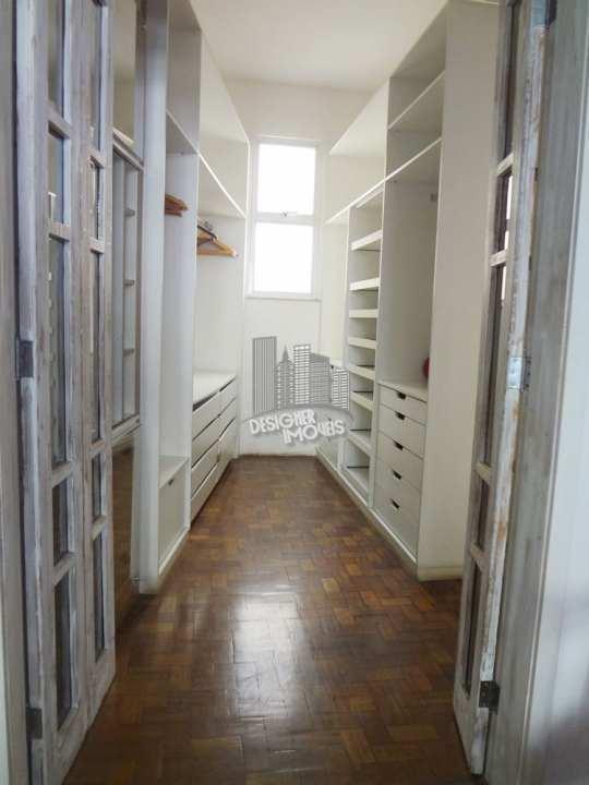 CLOSET SUÍTE MASTER - Apartamento Para Venda ou Aluguel - Rio de Janeiro - RJ - Copacabana - VRA4003 - 23