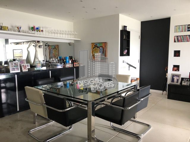 SALA DE JANTAR - Apartamento Para Alugar - Rio de Janeiro - RJ - Lagoa - LRA3007 - 5
