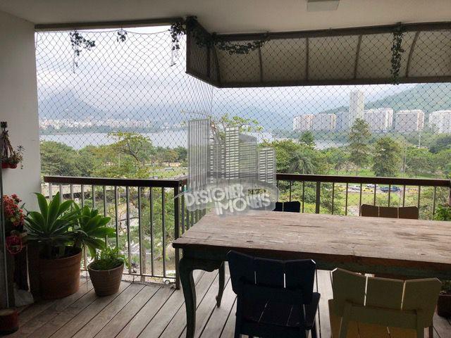 INDEVASSÁVEL VISTA LAGOA - Apartamento Para Alugar - Rio de Janeiro - RJ - Lagoa - LRA3007 - 7