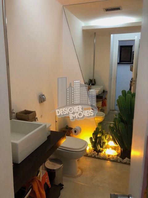 LAVABO - Apartamento Para Alugar - Rio de Janeiro - RJ - Lagoa - LRA3007 - 8