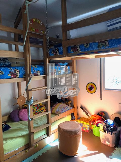 SEGUNDO QUARTO - Apartamento Para Alugar - Rio de Janeiro - RJ - Lagoa - LRA3007 - 18