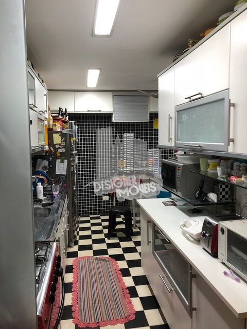 COPA COZINHA - Apartamento Para Alugar - Rio de Janeiro - RJ - Lagoa - LRA3007 - 25