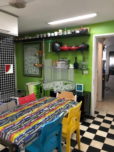 COPA - Apartamento Para Alugar - Rio de Janeiro - RJ - Lagoa - LRA3007 - 27