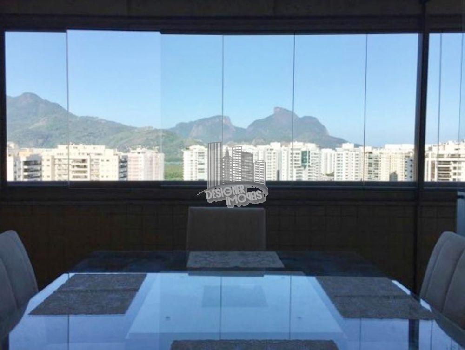 Cobertura Condomínio Península Life, Rua das Bauhineas,Rio de Janeiro, Zona Oeste,Barra da Tijuca, RJ À Venda, 4 Quartos, 230m² - VRA5004 - 3