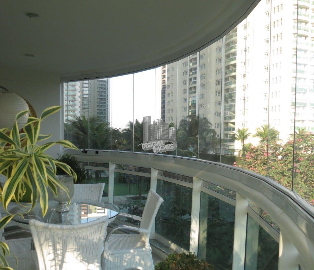 Apartamento Para Venda ou Aluguel no Condomínio Pedra de Itaúna - Rio de Janeiro - RJ - Barra da Tijuca - LRA4007 - 1
