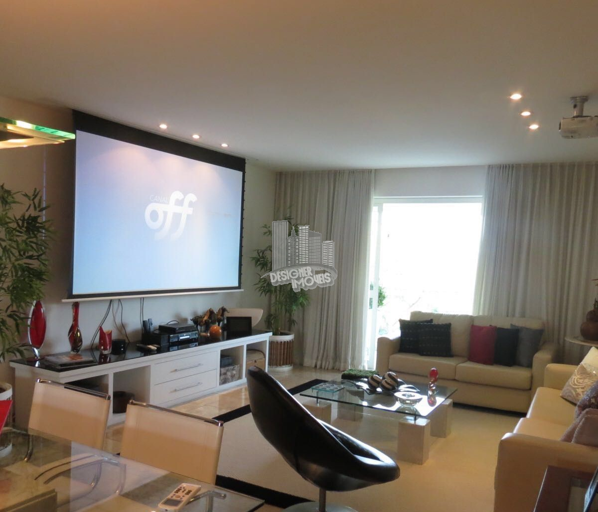 Apartamento Para Venda ou Aluguel no Condomínio Pedra de Itaúna - Rio de Janeiro - RJ - Barra da Tijuca - LRA4007 - 2