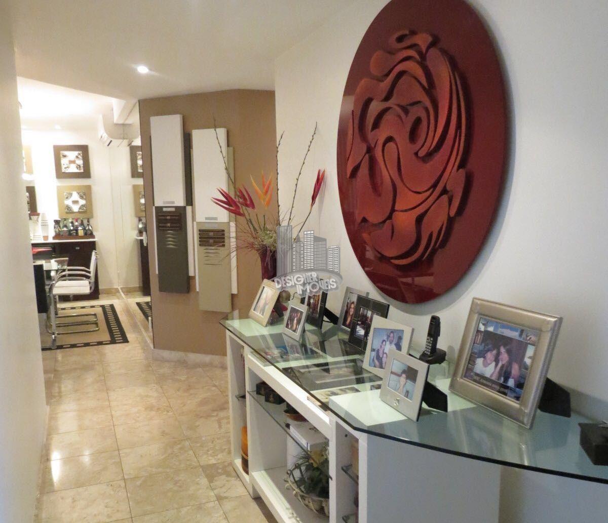 Apartamento Para Venda ou Aluguel no Condomínio Pedra de Itaúna - Rio de Janeiro - RJ - Barra da Tijuca - LRA4007 - 8
