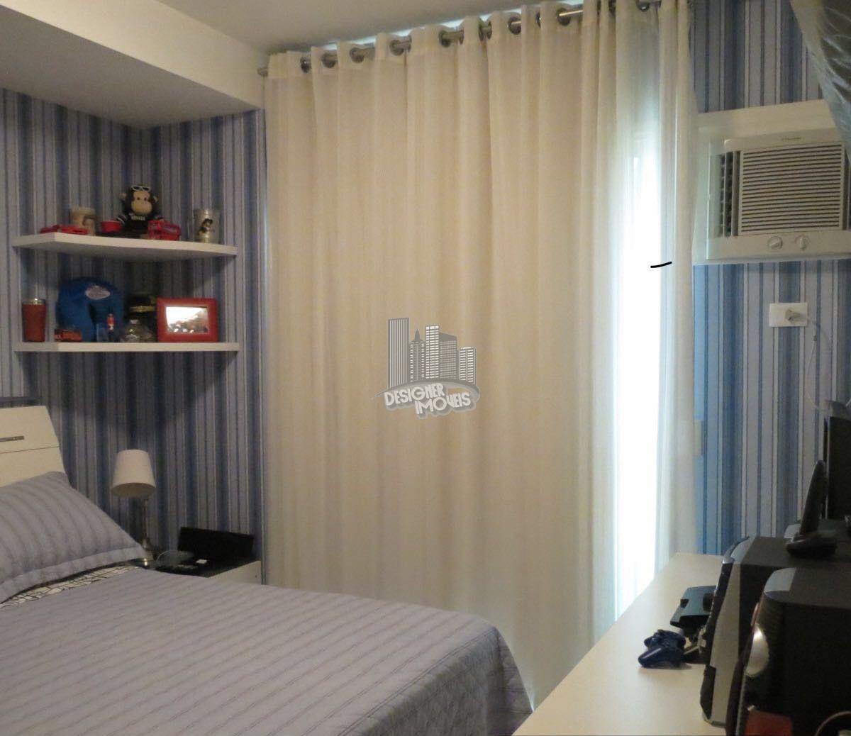 Apartamento Para Venda ou Aluguel no Condomínio Pedra de Itaúna - Rio de Janeiro - RJ - Barra da Tijuca - LRA4007 - 12