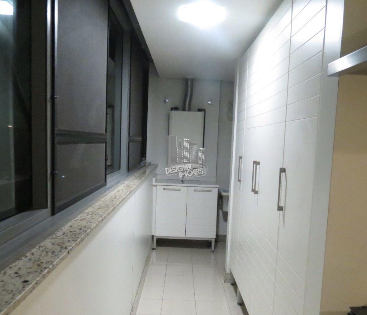 Apartamento Para Venda ou Aluguel no Condomínio Pedra de Itaúna - Rio de Janeiro - RJ - Barra da Tijuca - LRA4007 - 20