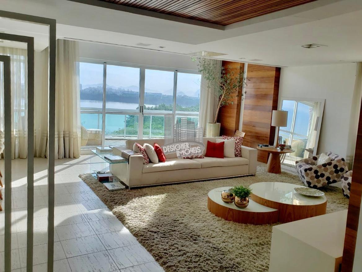 Apartamento À Venda no Condomínio Península Paradiso - Rio de Janeiro - RJ - Barra da Tijuca - VRA3015 - 2