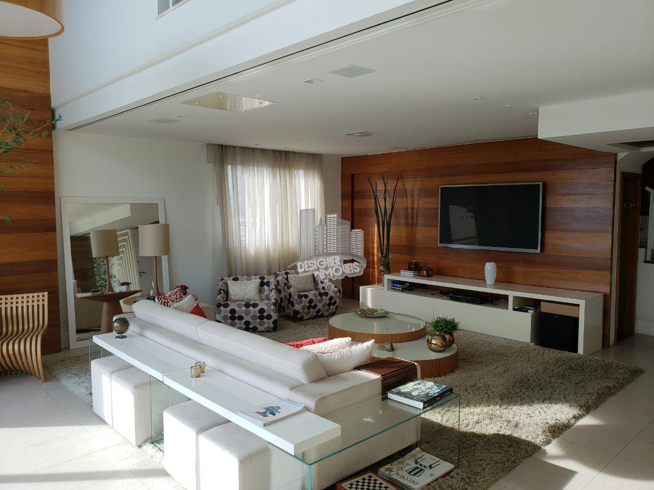 Apartamento À Venda no Condomínio Península Paradiso - Rio de Janeiro - RJ - Barra da Tijuca - VRA3015 - 5