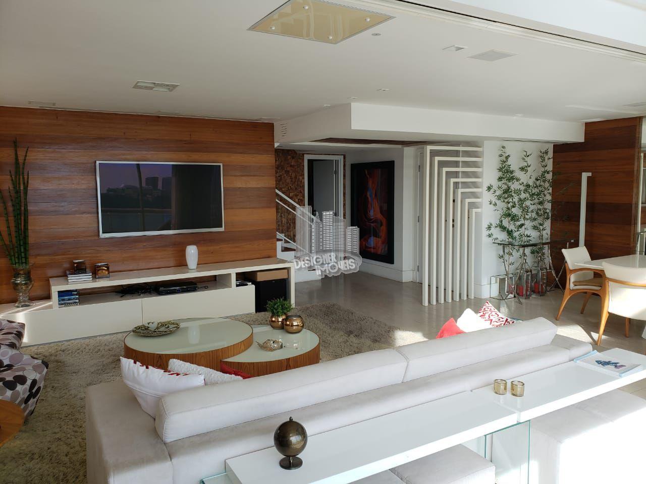 Apartamento À Venda no Condomínio Península Paradiso - Rio de Janeiro - RJ - Barra da Tijuca - VRA3015 - 1