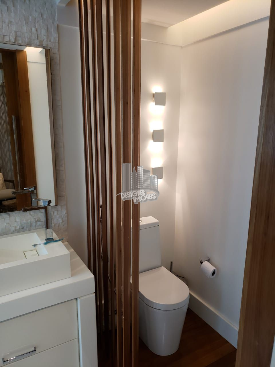 Apartamento À Venda no Condomínio Península Paradiso - Rio de Janeiro - RJ - Barra da Tijuca - VRA3015 - 6