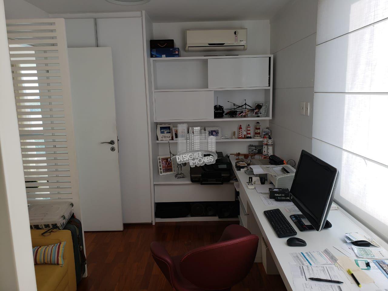 Apartamento À Venda no Condomínio Península Paradiso - Rio de Janeiro - RJ - Barra da Tijuca - VRA3015 - 12