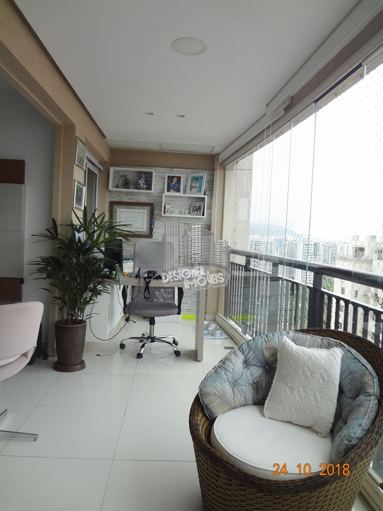 Apartamento À Venda no Condomínio Península Way - Rio de Janeiro - RJ - Barra da Tijuca - VLRA2009 - 1