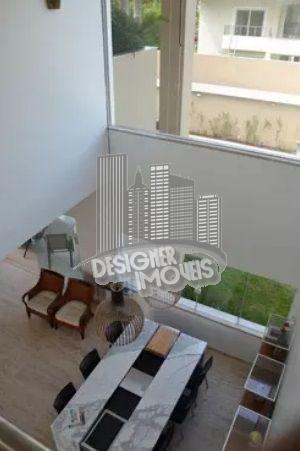Casa Para Alugar no Condomínio Santa Mônica Jardins - Rio de Janeiro - RJ - Barra da Tijuca - LRA5000 - 5