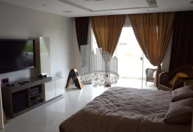 Casa Para Alugar no Condomínio Santa Mônica Jardins - Rio de Janeiro - RJ - Barra da Tijuca - LRA5000 - 9
