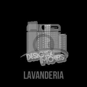 Flat Condomínio GRAN NOBILE MACAÉ, Rua Dolores Carvalho Vasconcelos,Macaé, LAGOS,Glória, RJ À Venda, 1 Quarto, 39m² - VFLAT0003 - 29