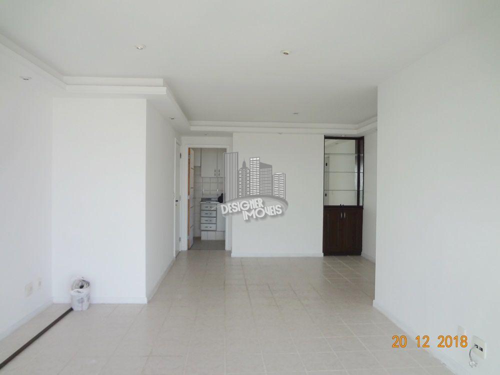 Apartamento Para Alugar no Condomínio BELLA VITTA - Rio de Janeiro - RJ - Barra da Tijuca - LRA3019 - 5