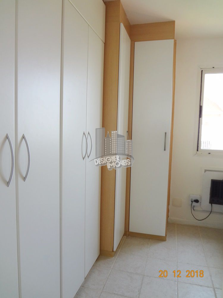 Apartamento Para Alugar no Condomínio BELLA VITTA - Rio de Janeiro - RJ - Barra da Tijuca - LRA3019 - 11
