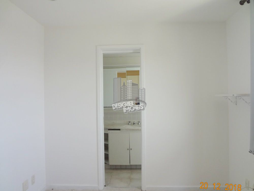 Apartamento Para Alugar no Condomínio BELLA VITTA - Rio de Janeiro - RJ - Barra da Tijuca - LRA3019 - 16