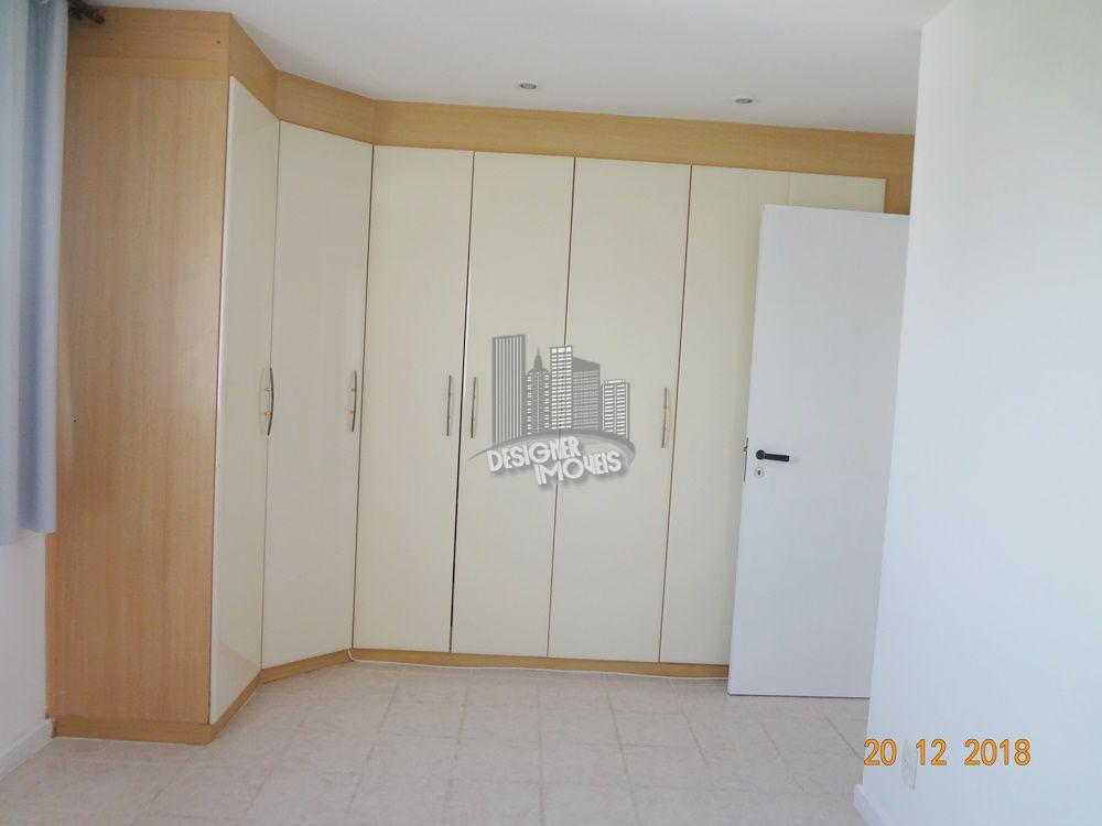 Apartamento Para Alugar no Condomínio BELLA VITTA - Rio de Janeiro - RJ - Barra da Tijuca - LRA3019 - 17