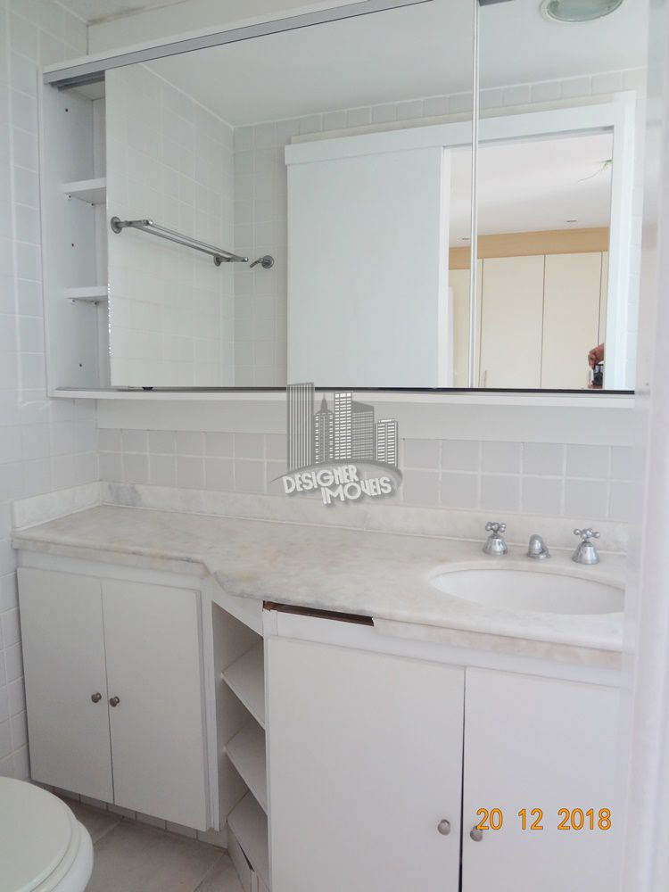 Apartamento Para Alugar no Condomínio BELLA VITTA - Rio de Janeiro - RJ - Barra da Tijuca - LRA3019 - 18