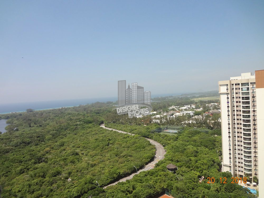 Apartamento Para Alugar no Condomínio BELLA VITTA - Rio de Janeiro - RJ - Barra da Tijuca - LRA3019 - 22