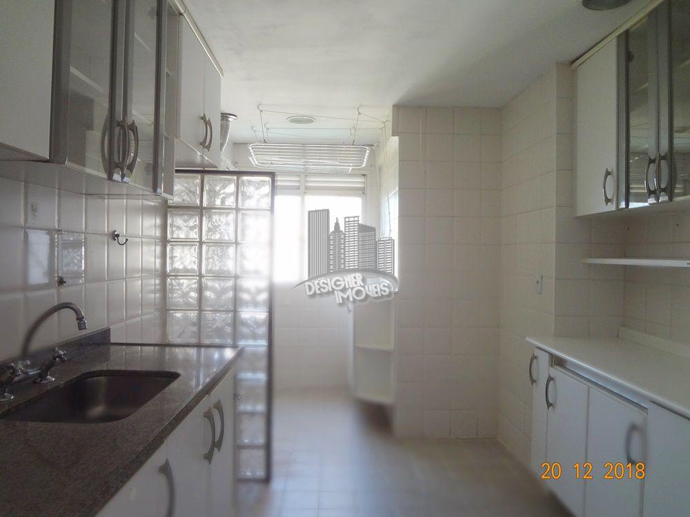Apartamento Para Alugar no Condomínio BELLA VITTA - Rio de Janeiro - RJ - Barra da Tijuca - LRA3019 - 24