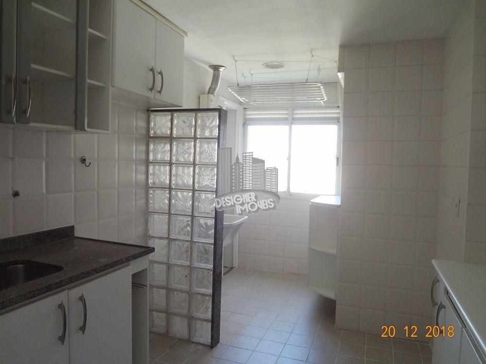 Apartamento Para Alugar no Condomínio BELLA VITTA - Rio de Janeiro - RJ - Barra da Tijuca - LRA3019 - 25