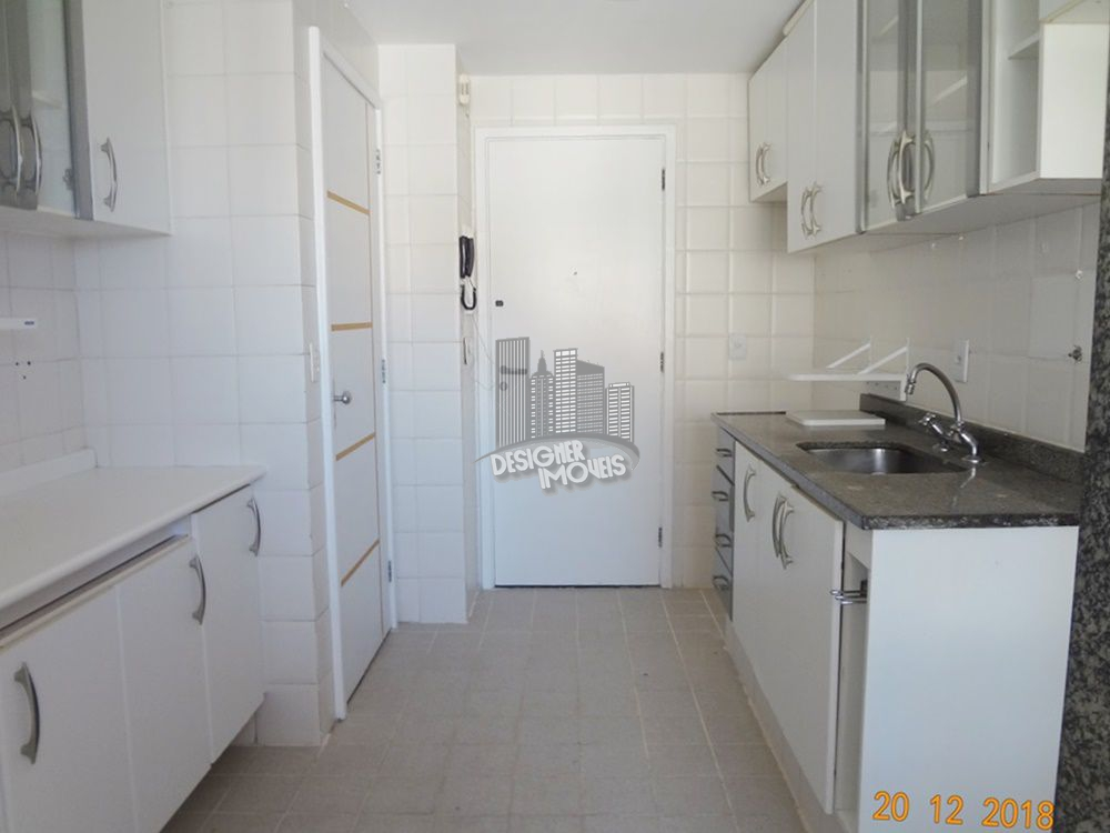 Apartamento Para Alugar no Condomínio BELLA VITTA - Rio de Janeiro - RJ - Barra da Tijuca - LRA3019 - 27