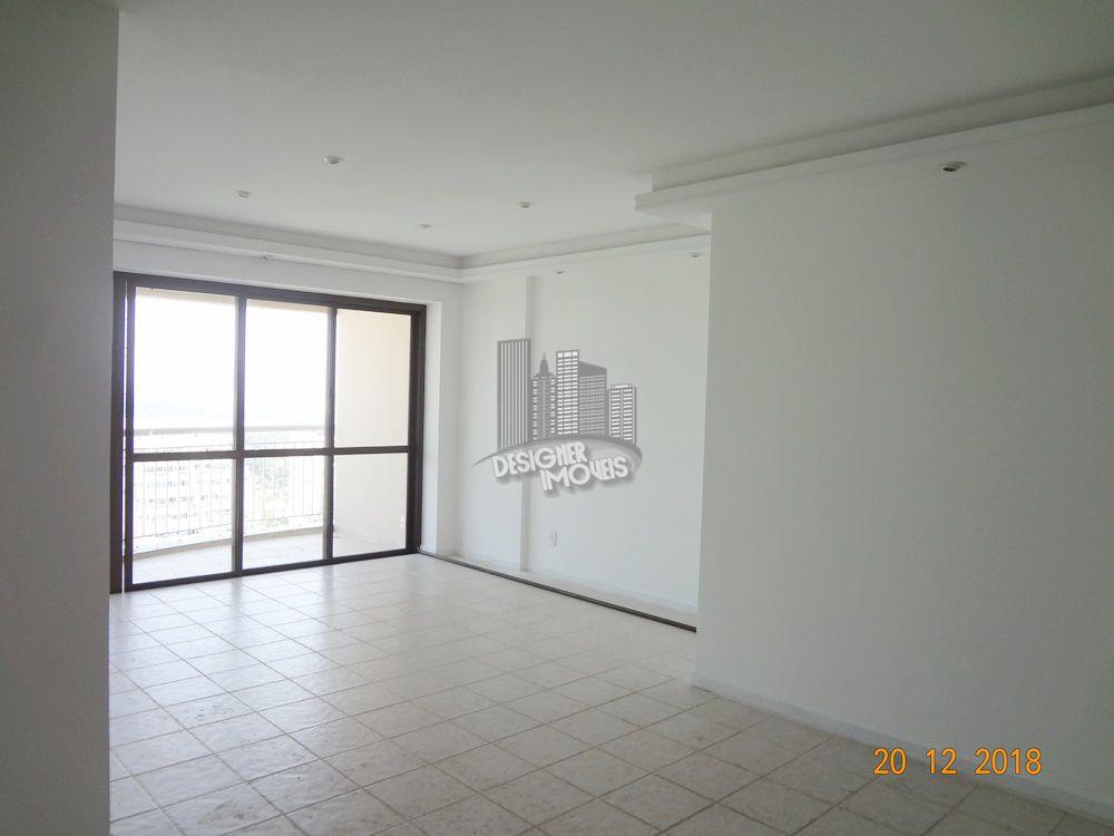 Apartamento Para Alugar no Condomínio BELLA VITTA - Rio de Janeiro - RJ - Barra da Tijuca - LRA3019 - 4