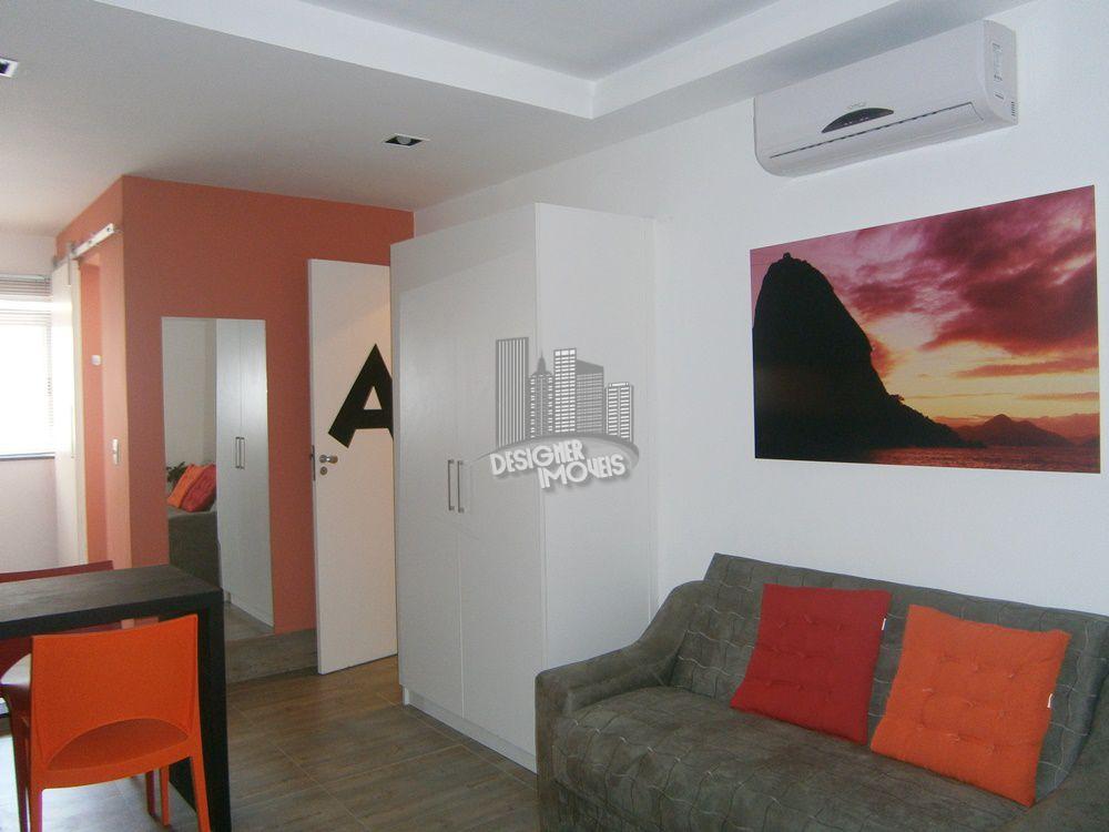 Apartamento Rua Almirante Gonçalves,Rio de Janeiro, Zona Sul,Copacabana, RJ Para Alugar, 1 Quarto, 50m² - LRA1003 - 3