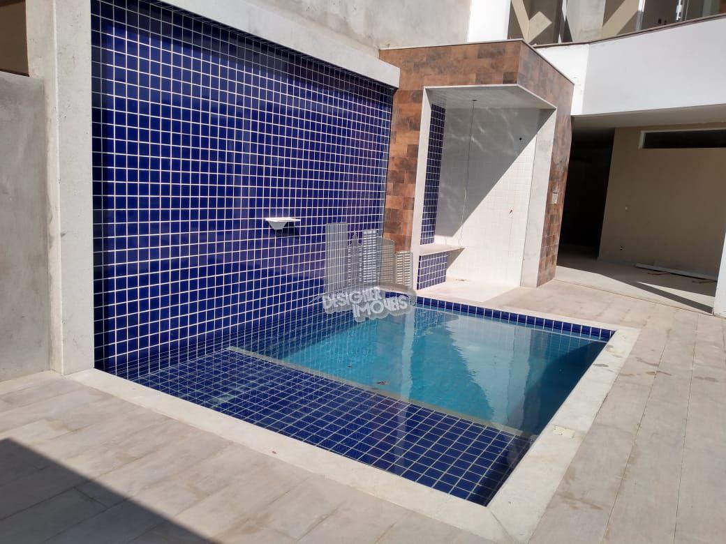 Casa À Venda no Condomínio Interlagos Quality ll - Rio de Janeiro - RJ - Barra da Tijuca - VCASA0003 - 5