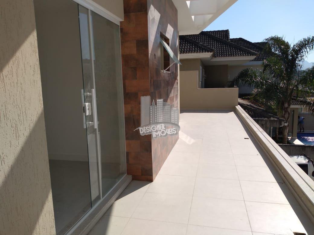 Casa À Venda no Condomínio Interlagos Quality ll - Rio de Janeiro - RJ - Barra da Tijuca - VCASA0003 - 8