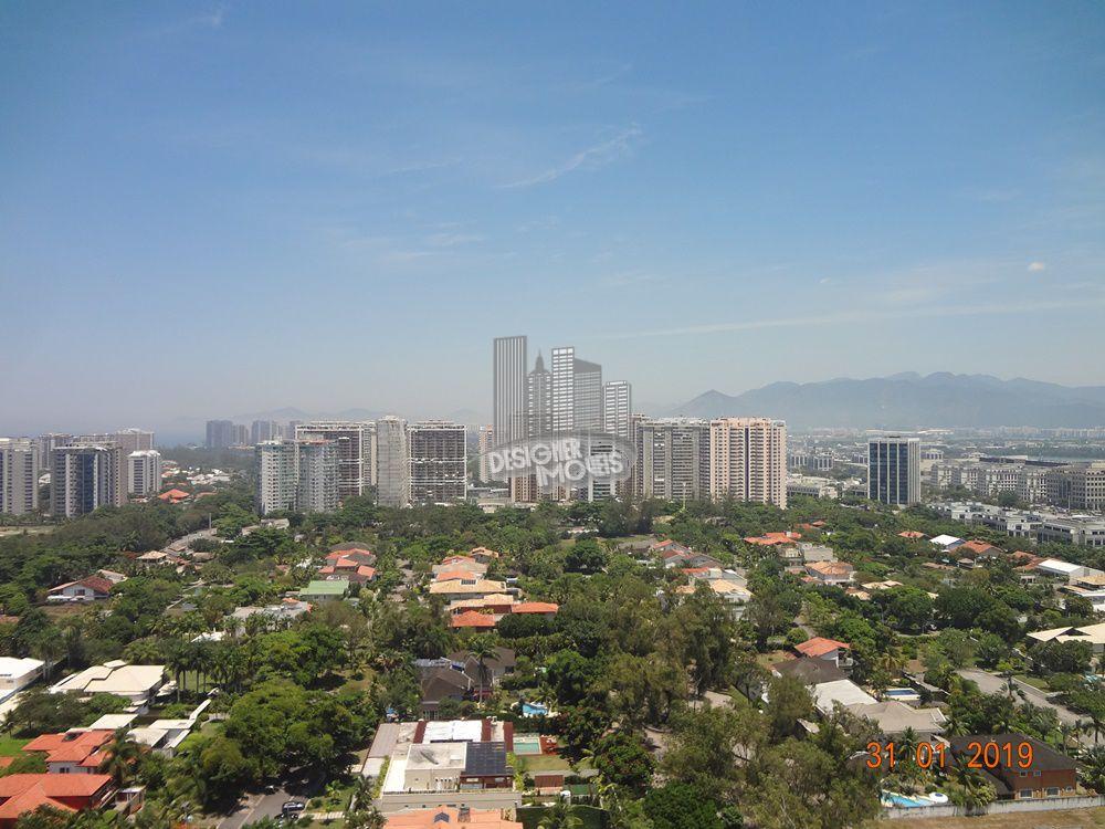 Cobertura Para Alugar no Condomínio PORTOFINO - MEDITERRÂNEO - Rio de Janeiro - RJ - Barra da Tijuca - LRA3027 - 4