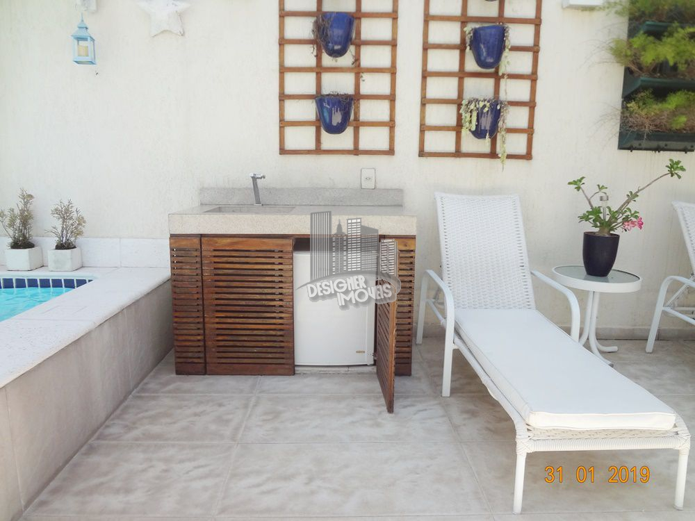 Cobertura Para Alugar no Condomínio PORTOFINO - MEDITERRÂNEO - Rio de Janeiro - RJ - Barra da Tijuca - LRA3027 - 7